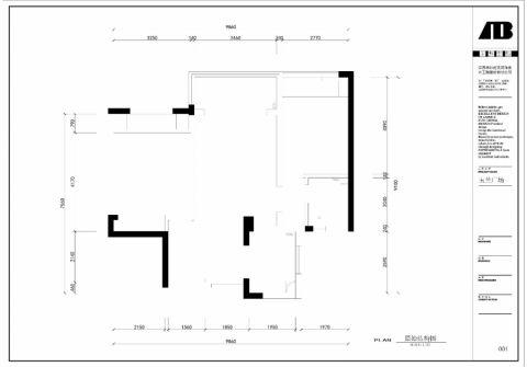 常州玉兰广场137平米简欧风格