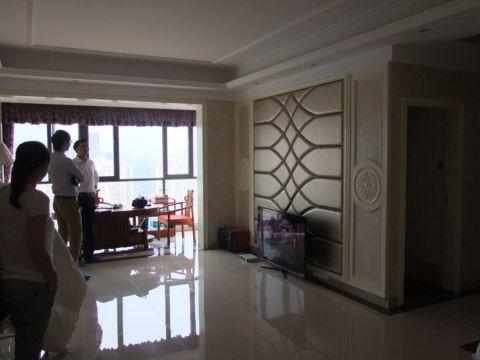 深圳泰华阳光海280平米简欧风格