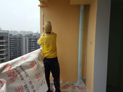 深圳共和世家102平米混搭风格