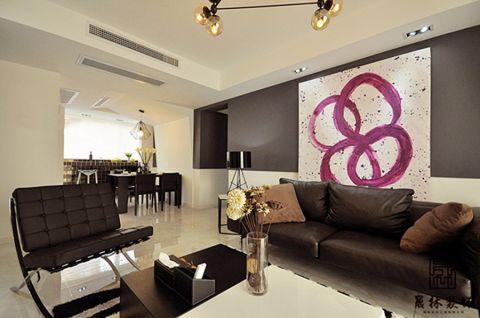 青岛普吉新区68平米现代简约风格
