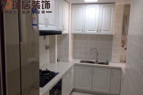 芜湖东方龙城105平米美式风格