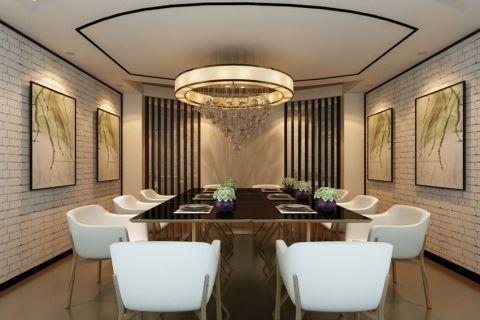 太原闻汇商务大厦210平米风格