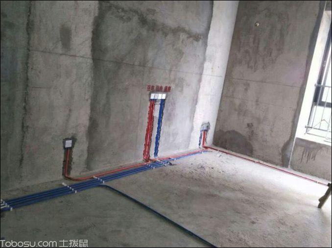 工地水管铺设