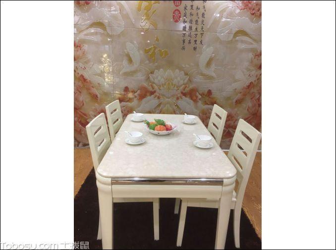 展厅产品-餐桌
