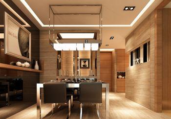 万科金色现代两居装修效果图