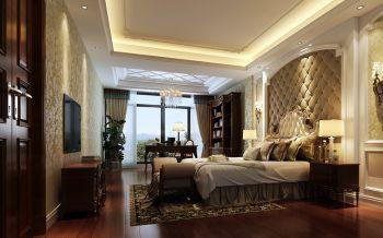 卧室欧式风格装潢设计图片