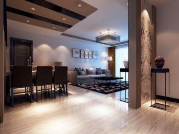 玄关门厅现代简约风格装修设计图片