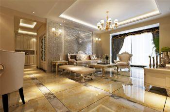 窗帘简欧风格装饰设计图片