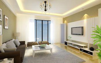 三居家庭房間簡約風裝修效果圖
