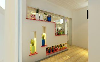 卧室走廊简约风格装潢设计图片