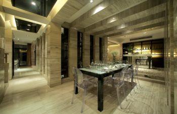 四居室房子现代欧式装修案例图