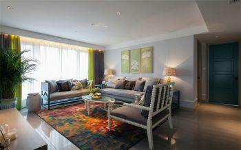 新古典风格三室装修效果图