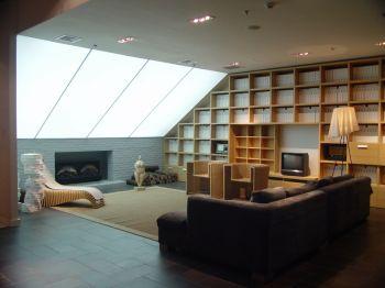 客厅现代简约风格装潢图片