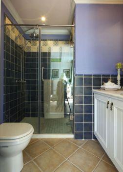 卫生间古典风格装饰效果图