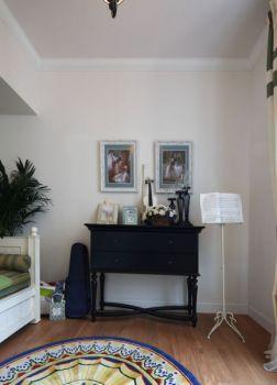 儿童房照片墙古典风格装潢效果图