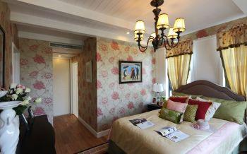 卧室古典风格装修图片