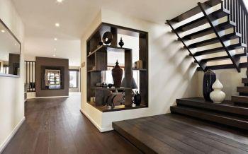 走廊美式风格装修图片