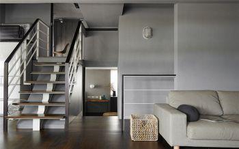 楼梯现代简约风格装饰设计图片