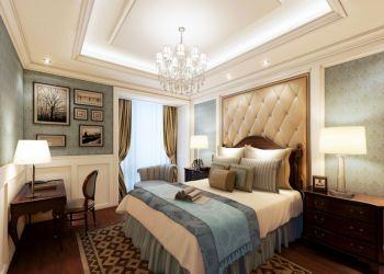 卧室照片墙法式风格装饰设计图片