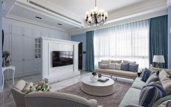 现代风格90平米套房装修效果图