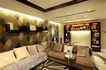客厅吊顶古典风格装潢效果图