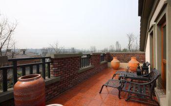 纯净6平米阳台装修方案