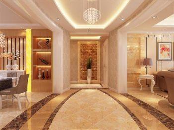 走廊现代欧式风格装饰图片