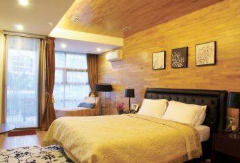 后现代风格160平米三居室房子装修效果图