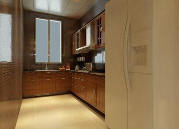 厨房橱柜韩式风格装潢设计图片