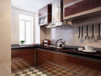 厨房窗台现代风格装修图片