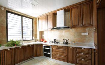 厨房窗台中式风格装潢效果图