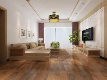 简中风格160平米复式新房装修效果图