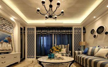 10万装修预算90平米两室一厅装修设计图