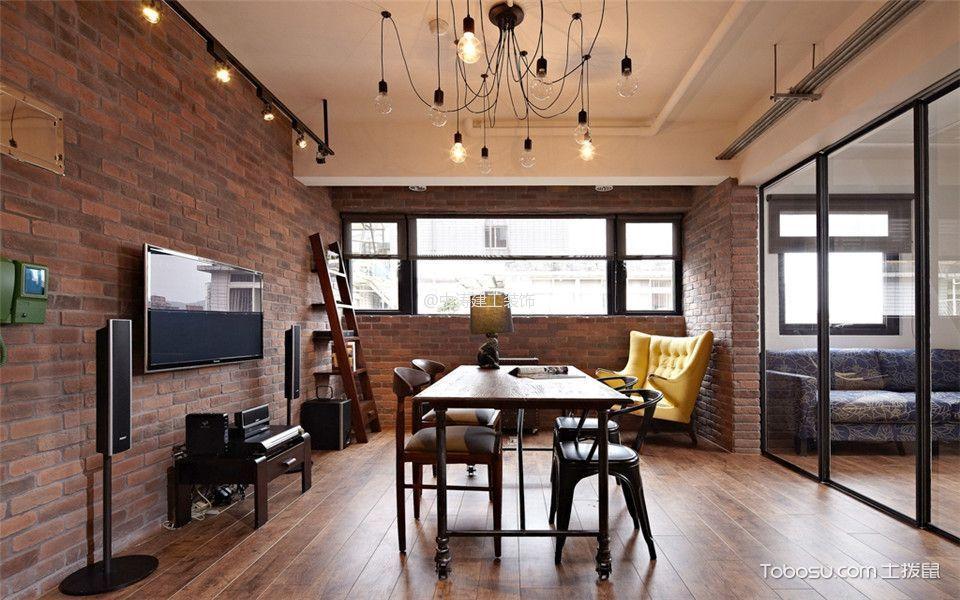 2021后现代90平米装饰设计 2021后现代二居室装修设计