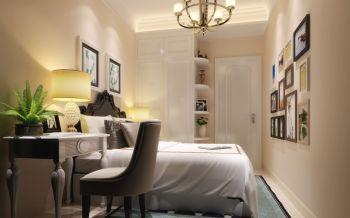 卧室照片墙现代风格装饰效果图