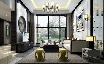 10.58万装修预算120平米三室两厅装修设计图