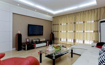 现代风格160平米大户型喜庆婚房装修效果图