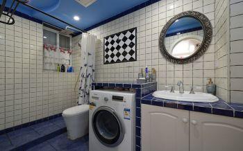 卫生间地中海风格装饰设计图片