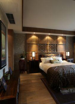 奢华大气背景墙室内装修设计