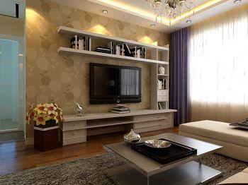 2.2万装修预算100平米两室一厅装修设计图
