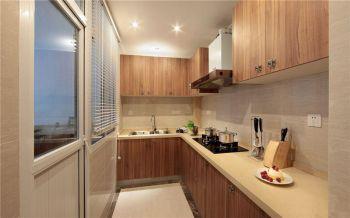 厨房白色细节现代简约风格装潢效果图