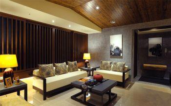 现代风格110平米3房1厅房子装饰效果图