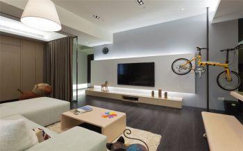 2020现代简约客厅装修设计 2020现代简约背景墙装修设计