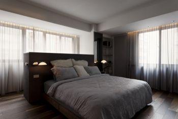 赏心悦目卧室现代简约设计