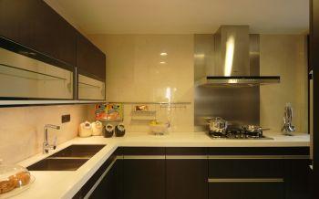 庄重厨房细节设计图欣赏