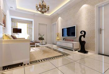 现代风格40平米小平米家居装修效果图