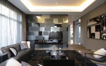 10万装修预算120平米三室两厅装潢效果图欣赏
