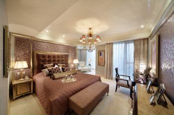 欧式风格180平米三居室房子装修效果图