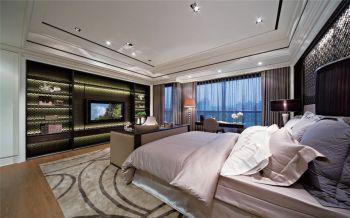 2020现代简约卧室装修设计图片 2020现代简约窗帘装修图