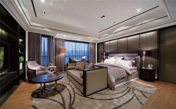 2020现代简约卧室装修设计图片 2020现代简约吊顶设计图片